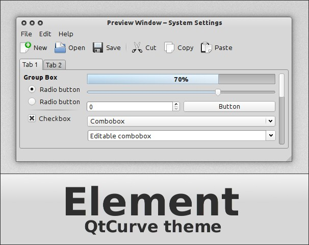 9-great-kde-themes-element