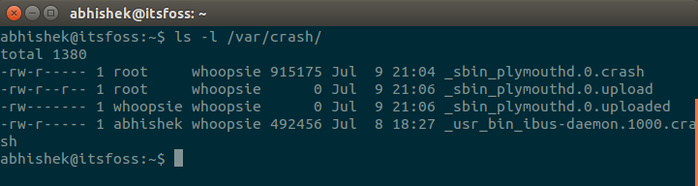Crash_reports_Ubuntu