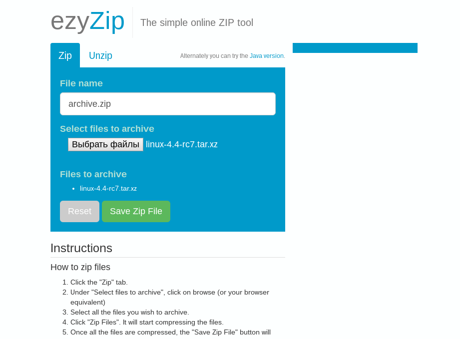 best-applications-easyzip