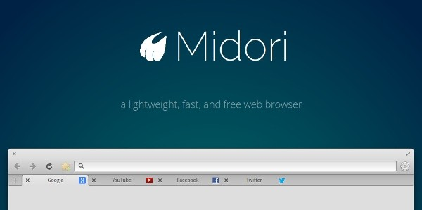 linux-browsers-midori