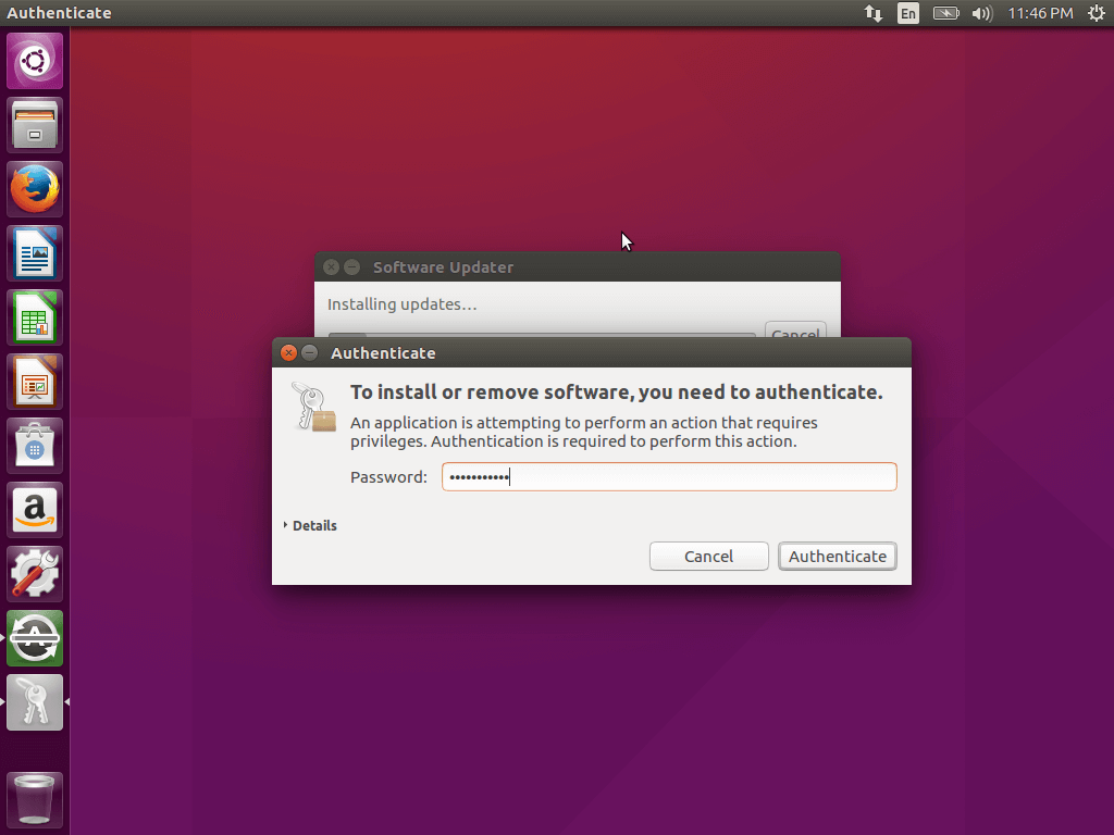 Authentication-Ubuntu