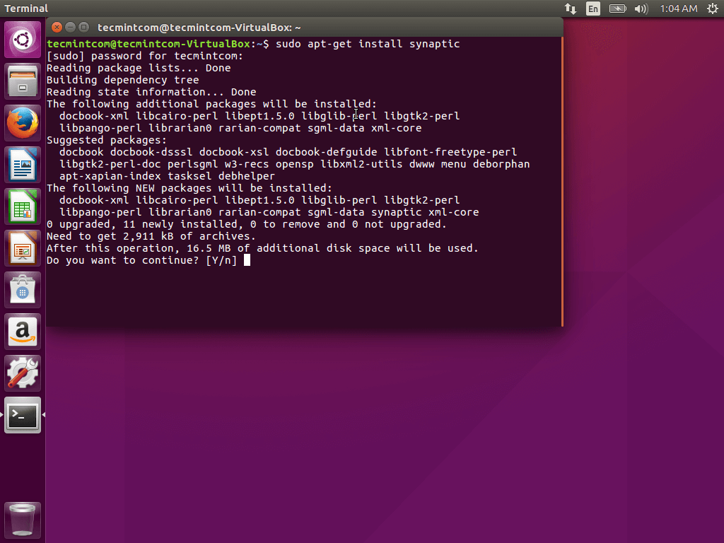 Install-Synaptic-Package-Manager