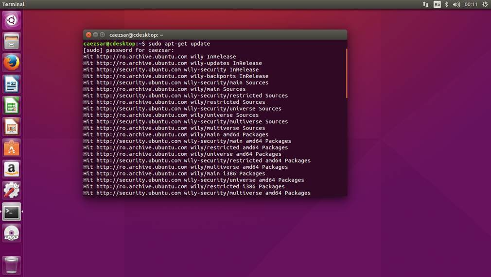 Update-Ubuntu-Packages