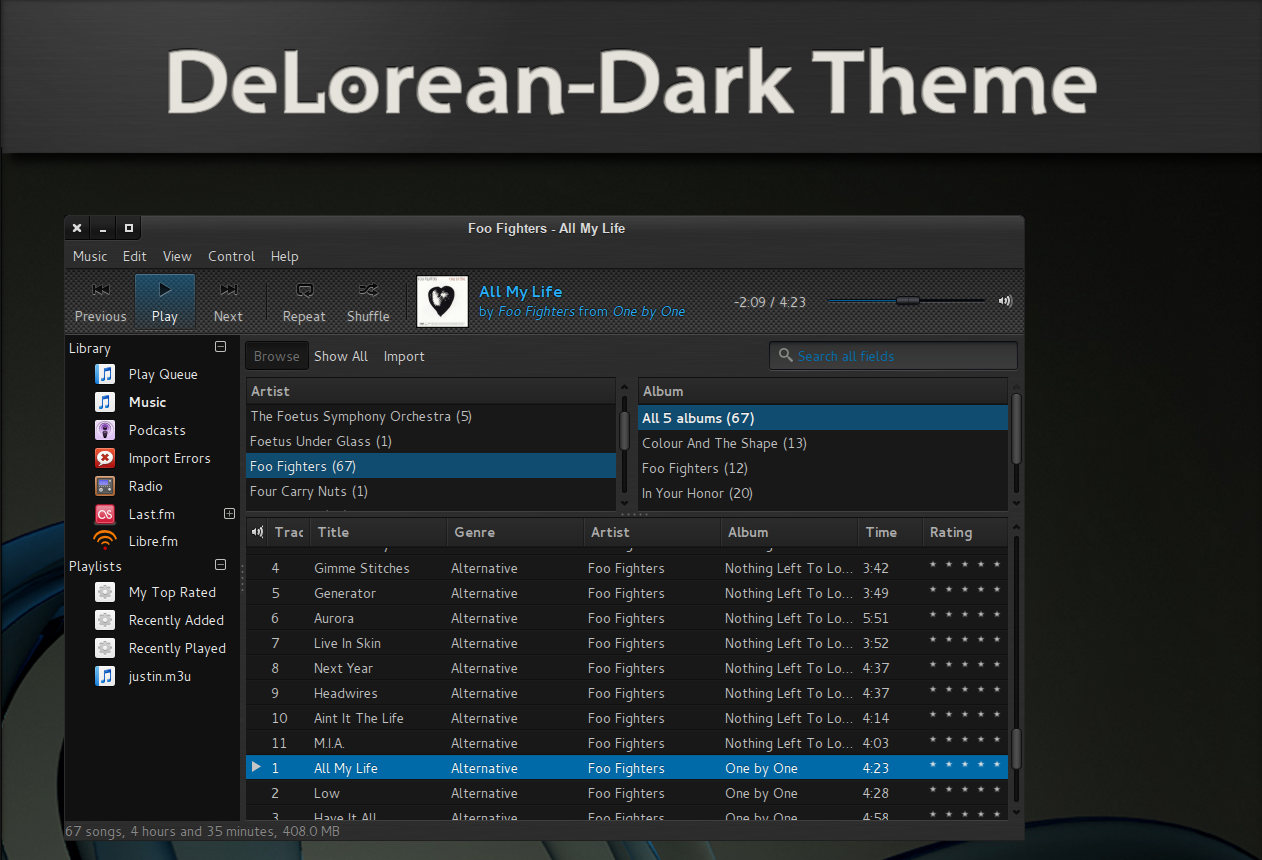 delorean-dark-theme