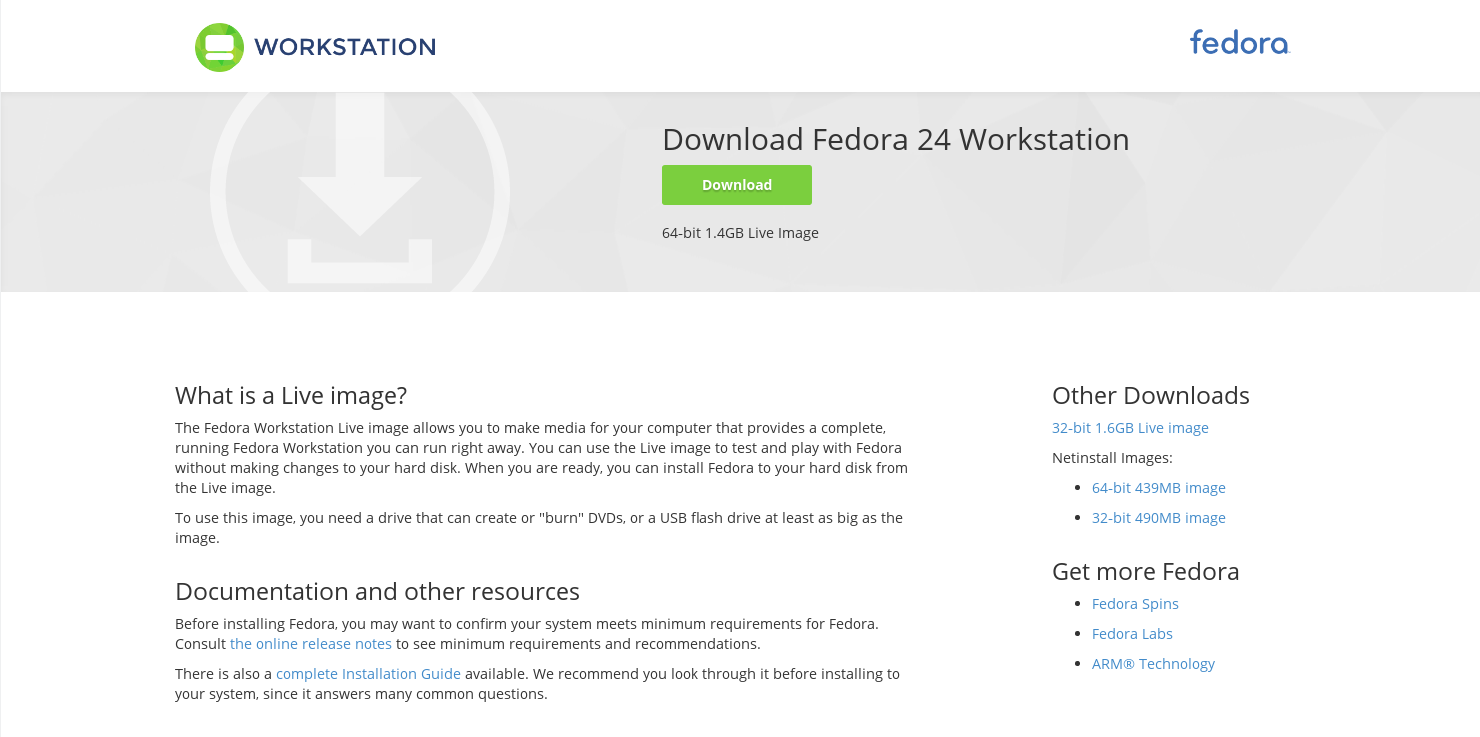 fedora_download