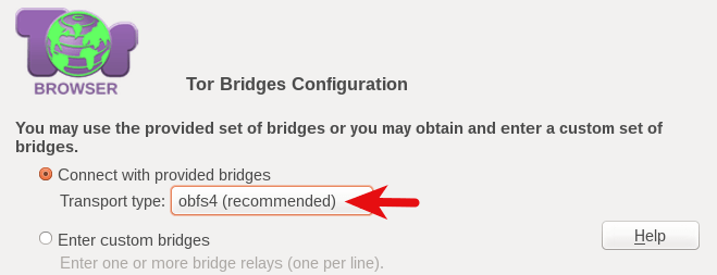 tor-bridge-configuration