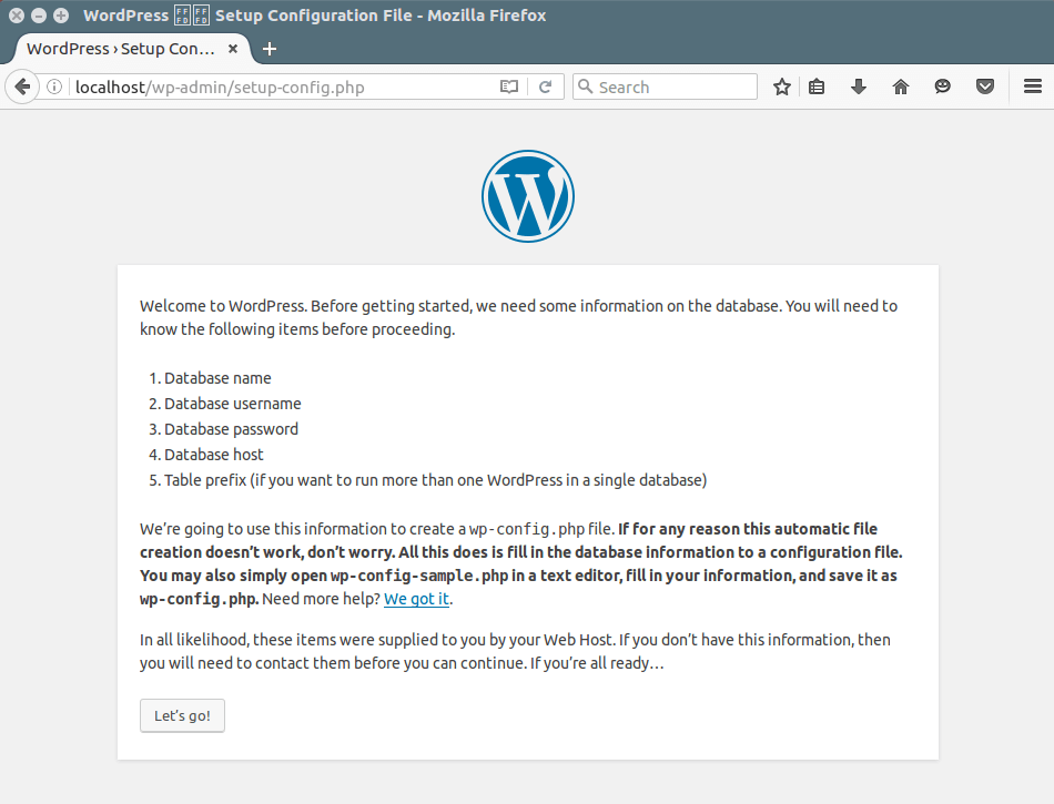 wordpress-installation-wizard