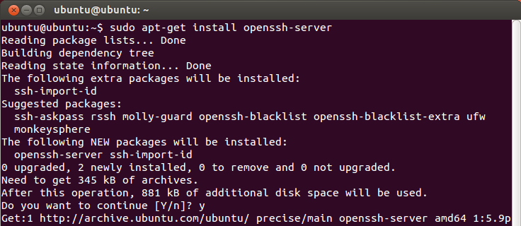 uses-of-linux-openssh